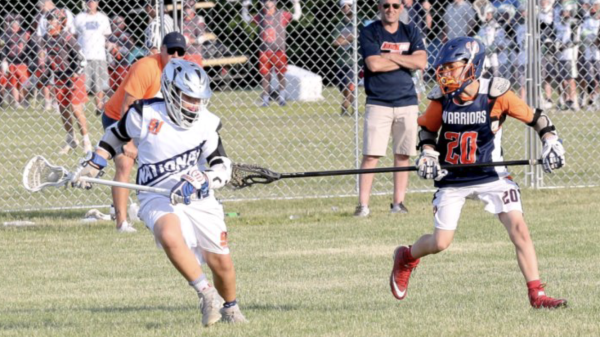 2024 Attackmen Spike - Michael Evans - Team 91 Titans National Lacrosse